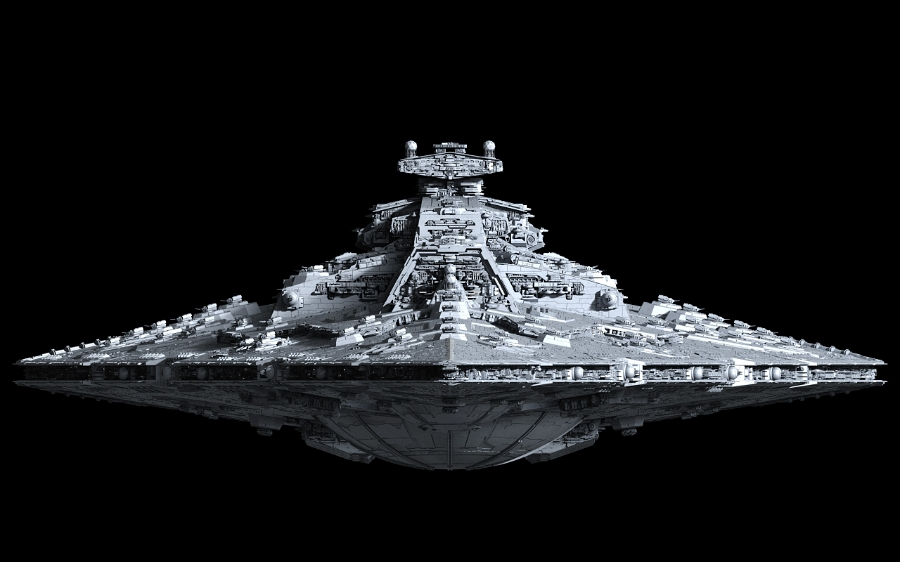 Resurgence Class Star Destroyer Decerto The Factory Archives