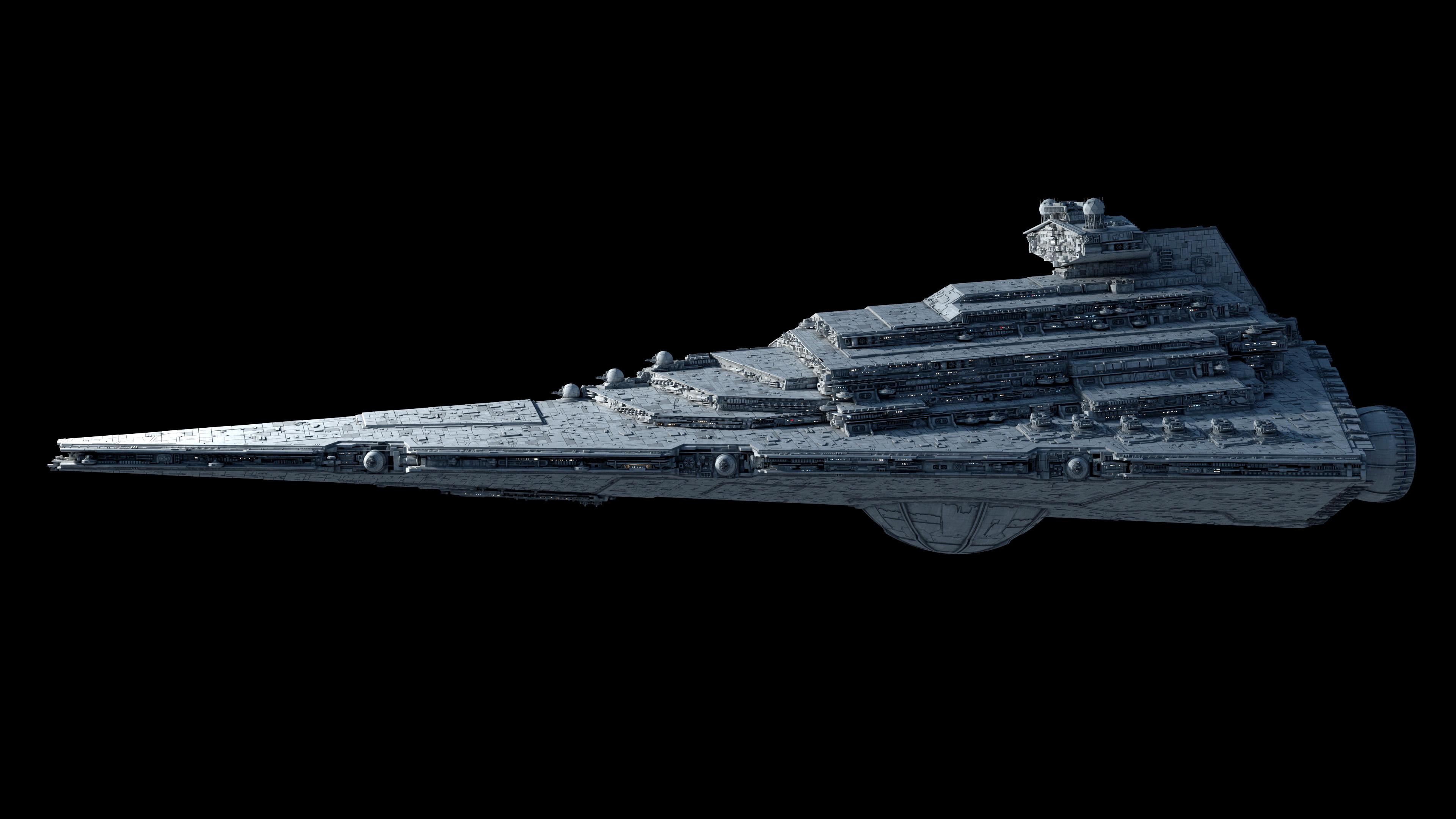 Allegiance-class Star Destroyer – Fractalsponge.net