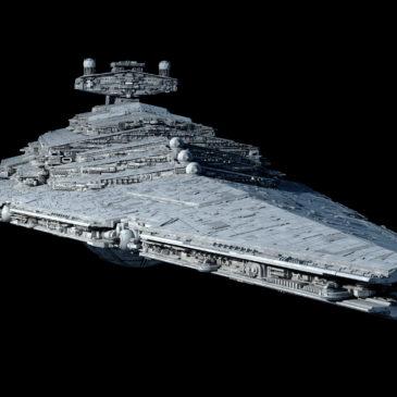 Allegiance-class Star Destroyer 4k