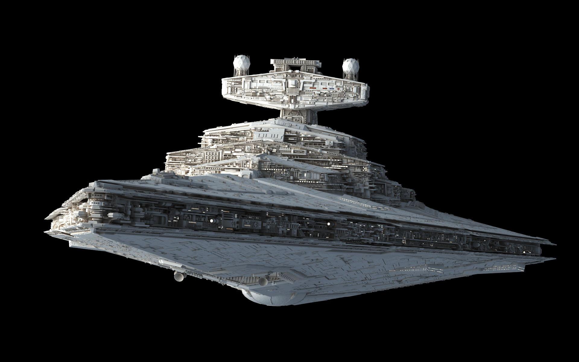 Imperator Class Star Destroyer Fractalsponge Net