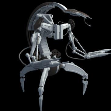 Droideka (Destroyer Droid)
