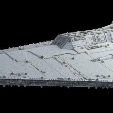 <em>Praetor</em>-class Star Battlecruiser