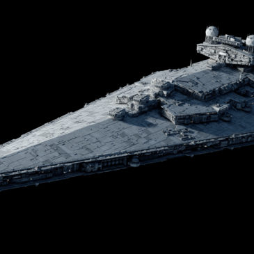 Procursator-class Star Destroyer Version 2