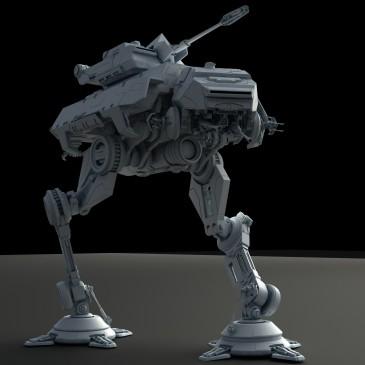 All-Terrain Shock Enforcer