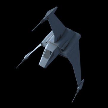 Escort Shuttle WIP#1