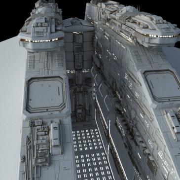Evakmar Corps Landing Ship WIP#5
