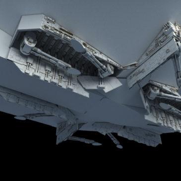 Evakmar Corps Landing Ship WIP#12