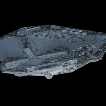 Evakmar Corps Landing Ship WIP#18