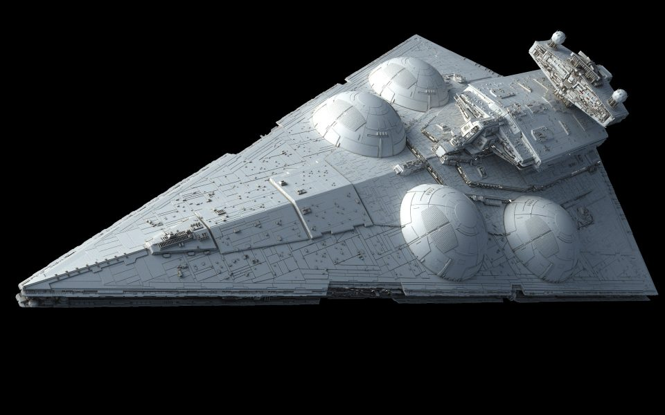 Interdictor Star Destroyer