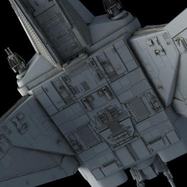 Escort Shuttle WIP#6