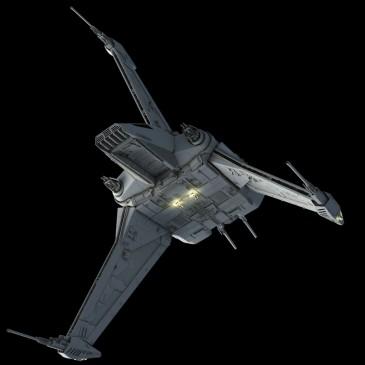<em>Delta</em>-class JV-7 Escort Shuttle