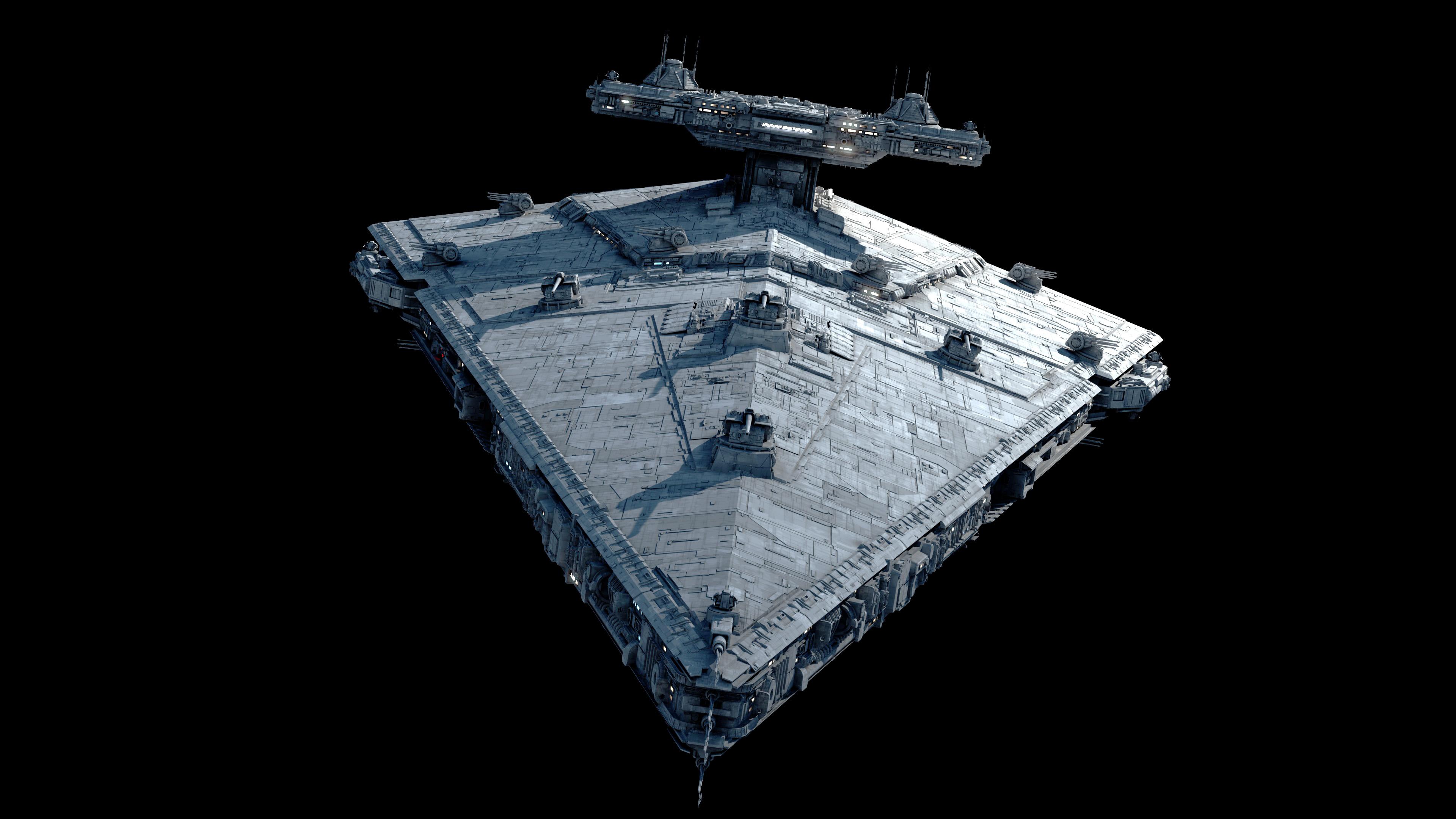 Vindicator class star frigate for 3d star net