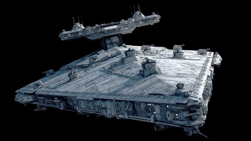 Vindicator-class Star Frigate