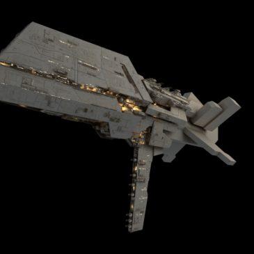 Kandosii-class Dreadnought WIP#1