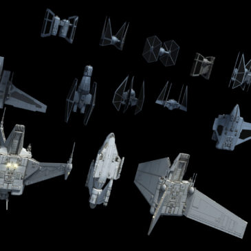 Starfighter scaling