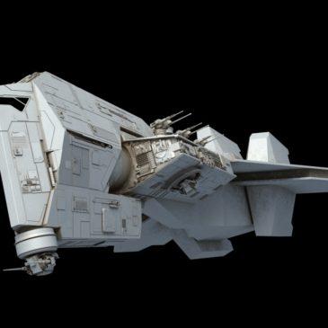 <em>Crusader</em>-class Corvette WIP#1