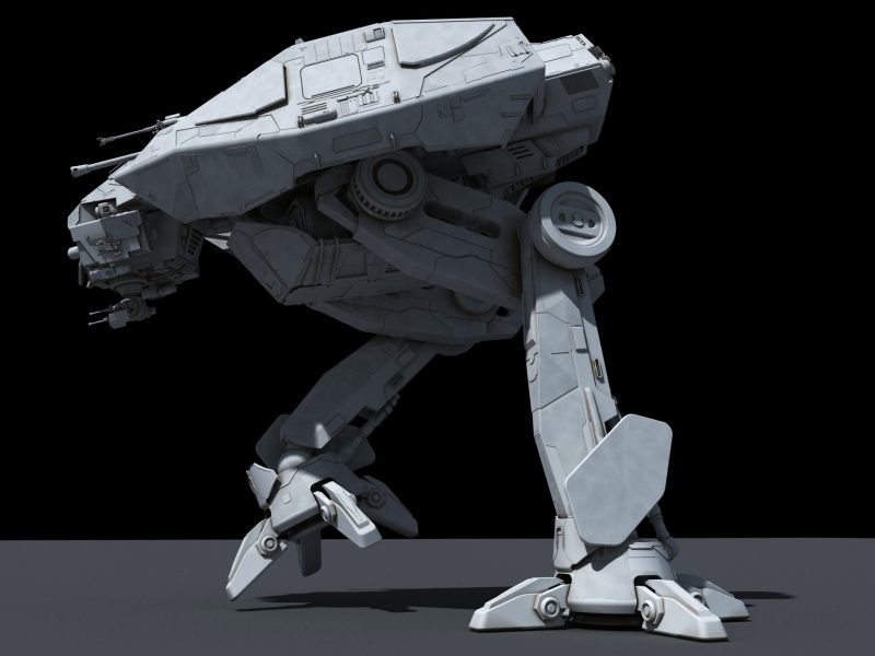 All-Terrain Storm Walker (AT-SW)