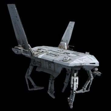 <em>Zeta</em>-class Tactical Carryall