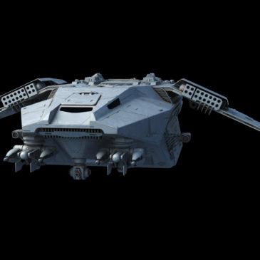 Light Atmospheric Assault Vehicle/Infantry (LAAV/i)