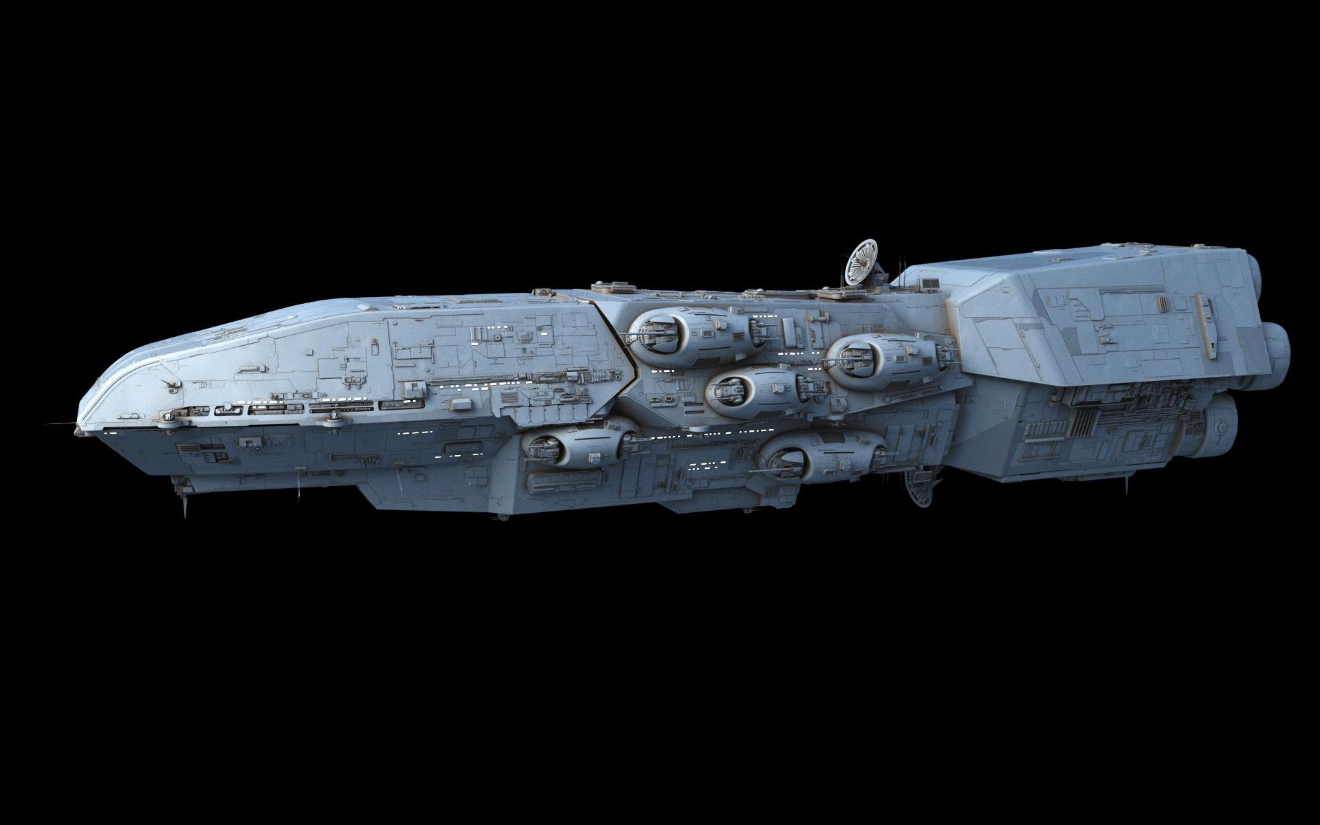 Bildergebnis für dreadnought star Wars