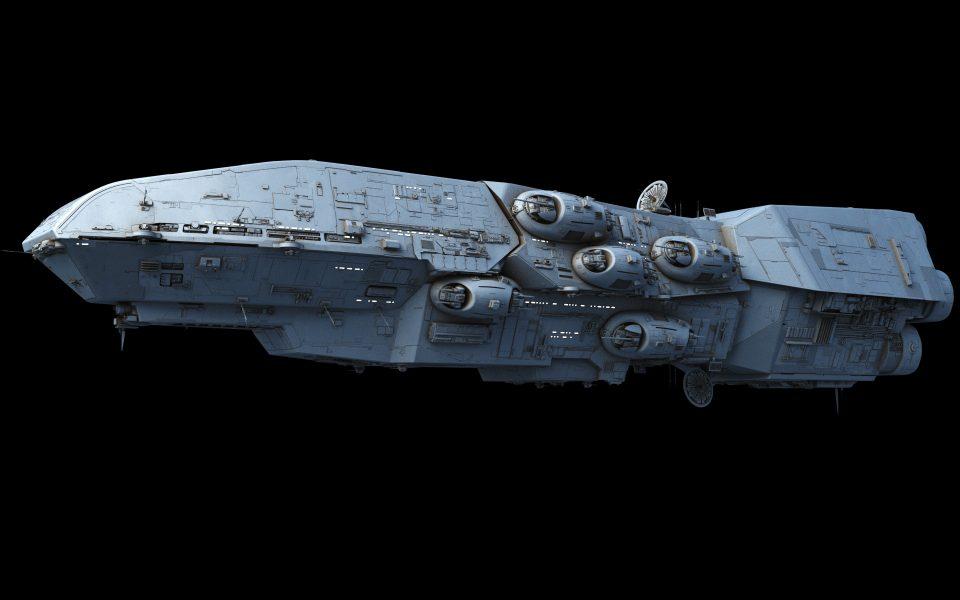 Dreadnaught-class Star Frigate