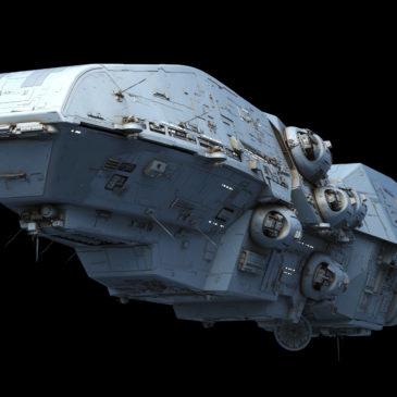 <em>Dreadnaught</em>-class Star Frigate