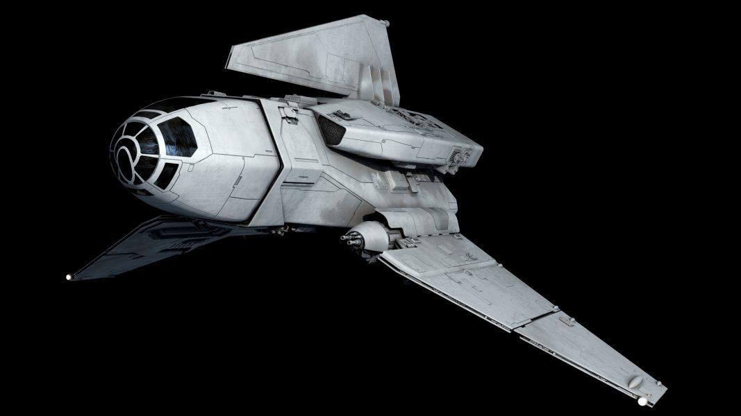 Mu-class Light Shuttle