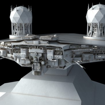 Victory-class Star Destroyer WIP#3