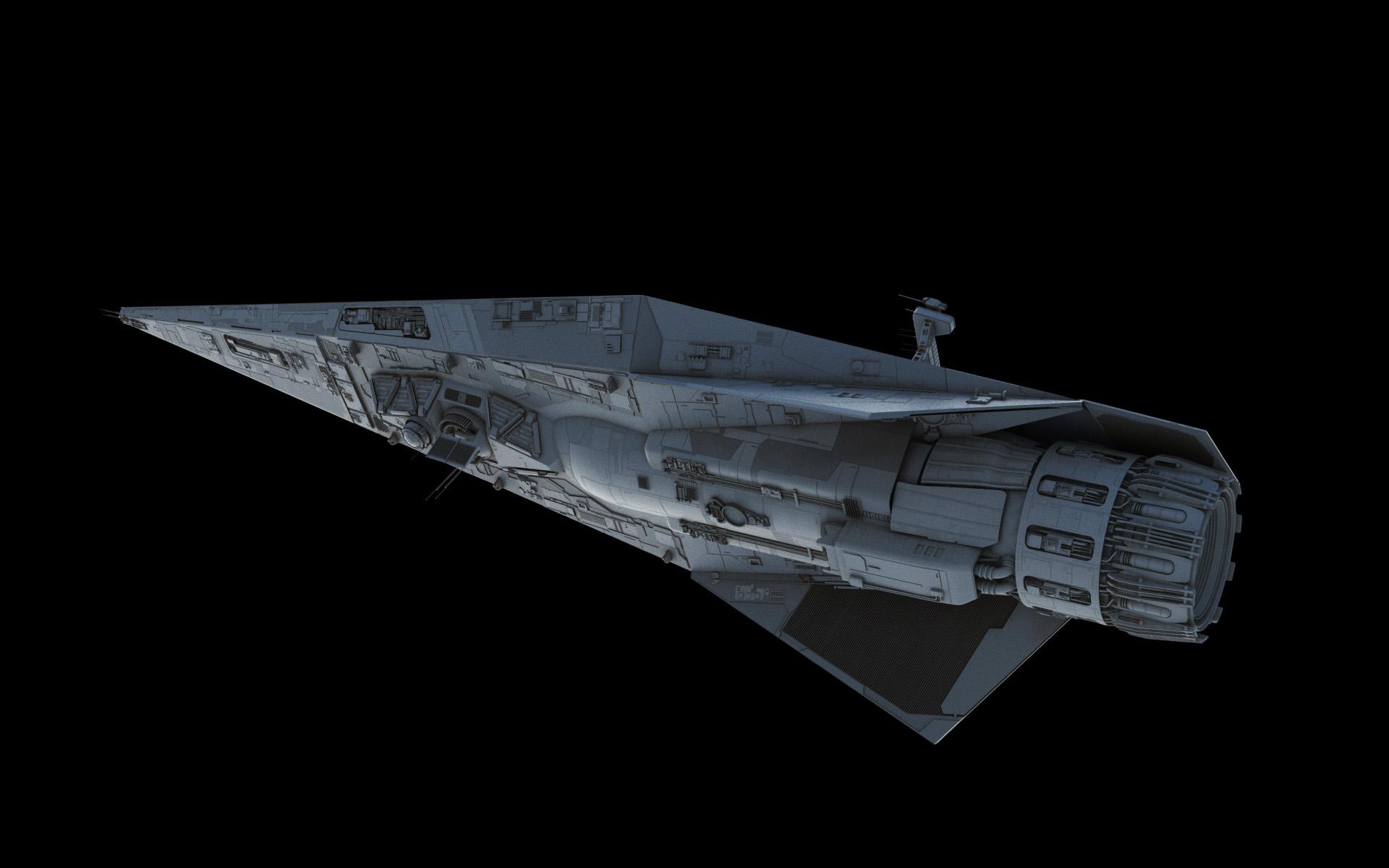 Indictor-class electronic warfare Star Corvette