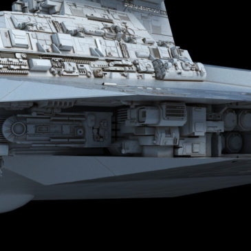 Victory-class Star Destroyer WIP#7
