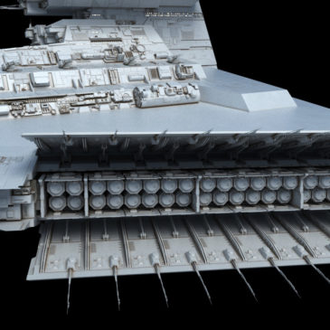 Victory-class Star Destroyer WIP#8