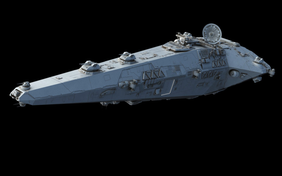 Velox-class Star Frigate