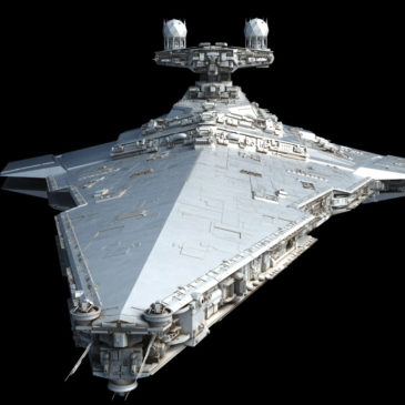 Victory-class Star Destroyer WIP#11