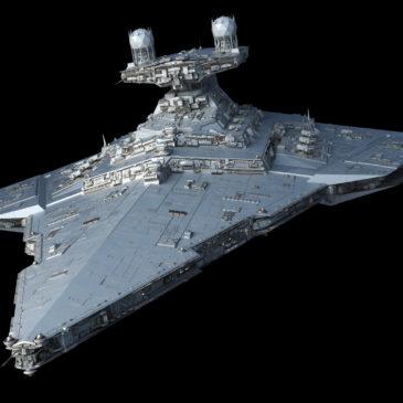 <em>Victory</em>-class Star Destroyer