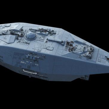 Escort Carrier WIP#4