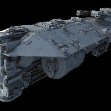 Fleet Tanker WIP#4
