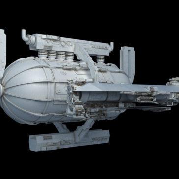 Fleet Tanker WIP#1