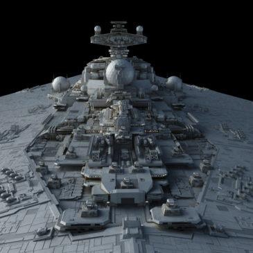 Star Battleship WIP #5