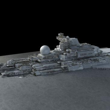 Star Battleship WIP #4