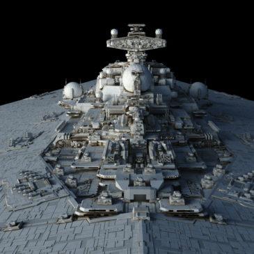 <em>Legator</em>-class Star Dreadnought Updates