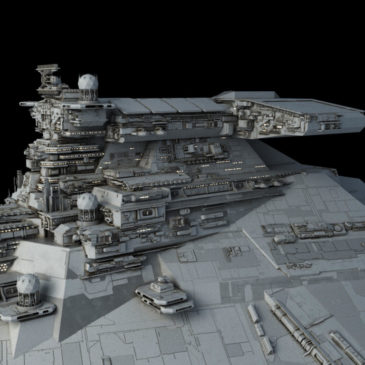 Star Battlecruiser WIP#4