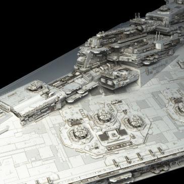 Star Battlecruiser WIP#6