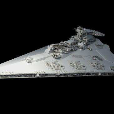 Star Battlecruiser WIP#2