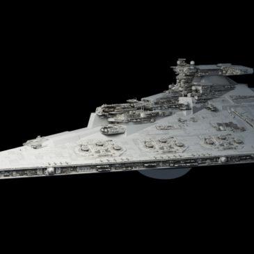 Star Battlecruiser WIP#3