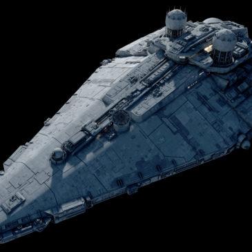 Fulgor-class pursuit frigate