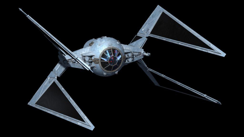 X Wing Game TIE Hunter – Fractal...
