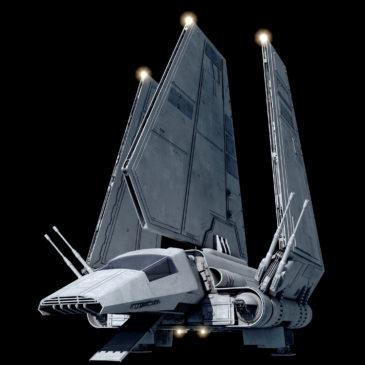 Lambda-class Shuttle 4k