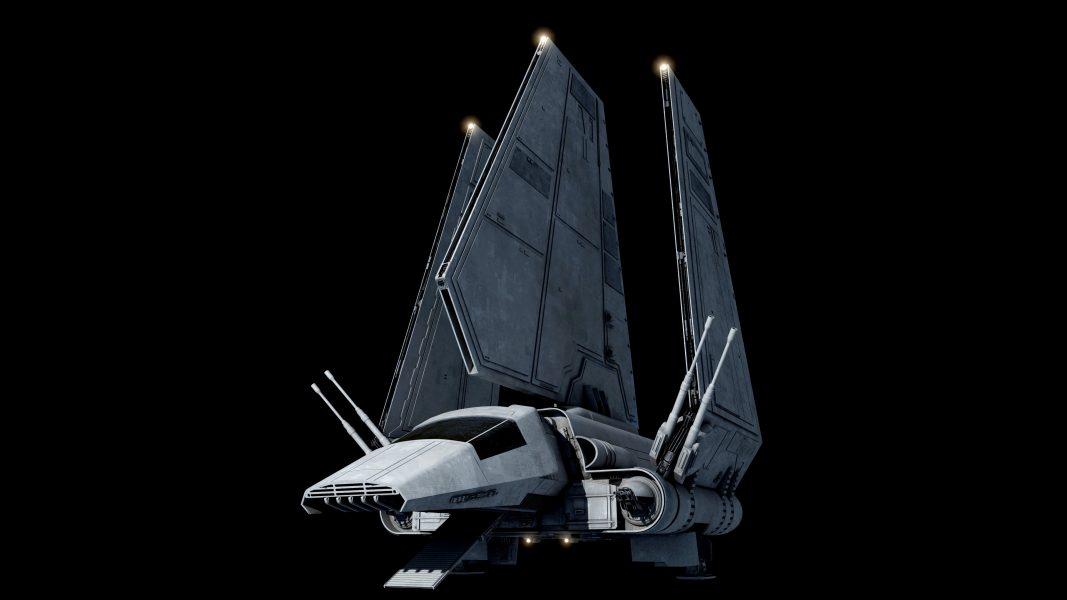 Lambda-class Shuttle