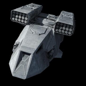 Stormtrooper Transport