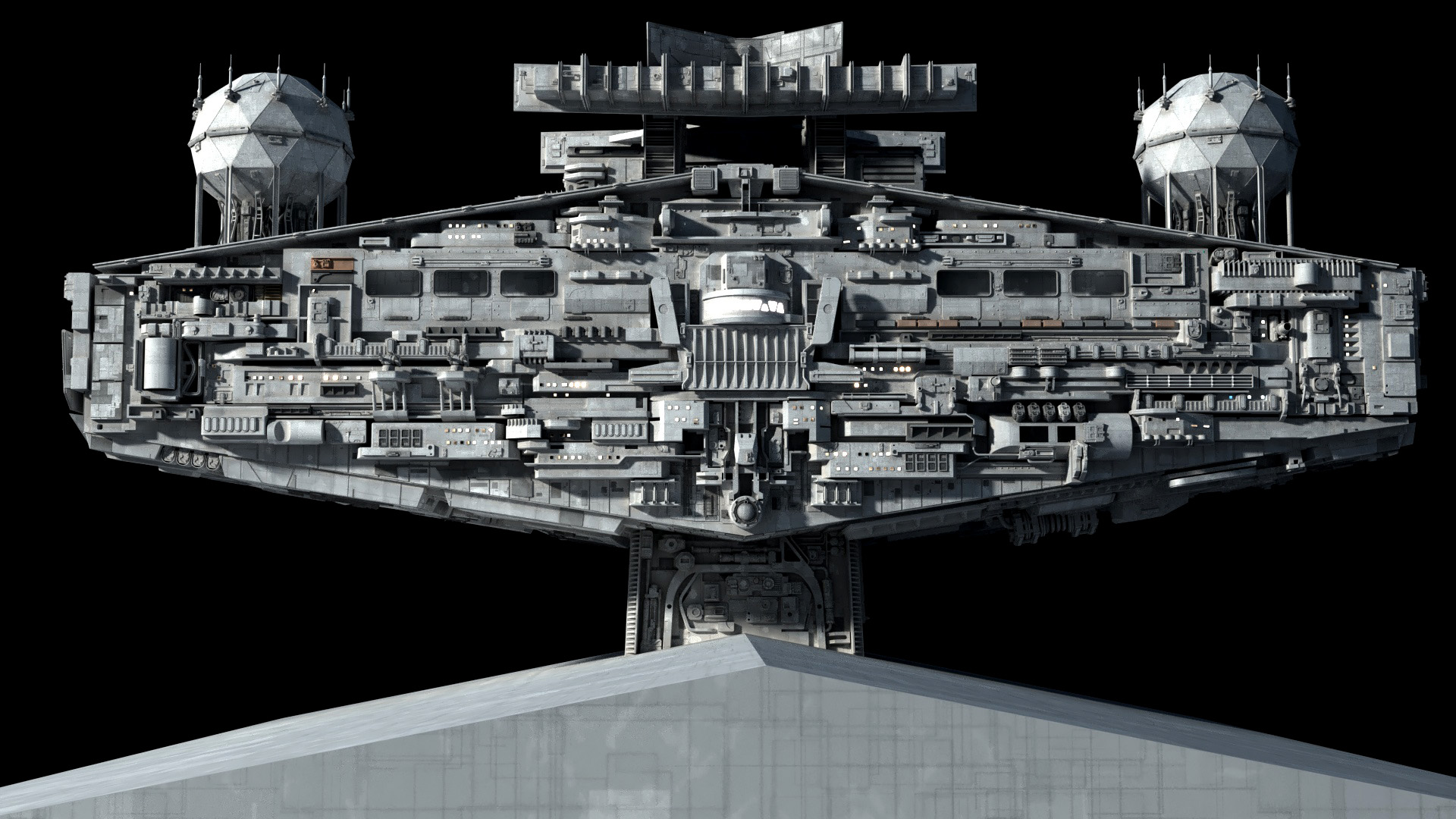 Imperator-class Star Destroyer Redux WIP#2.5 ...